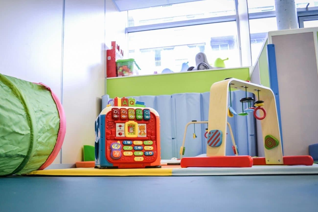 Jouets pour bébé micro-crèche Rouen Granny