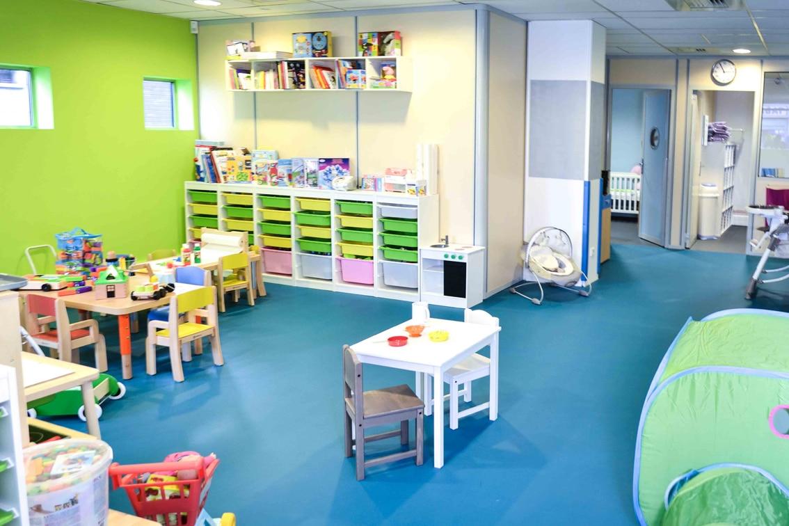 Salle d'activités micro-crèche Granny Rouen