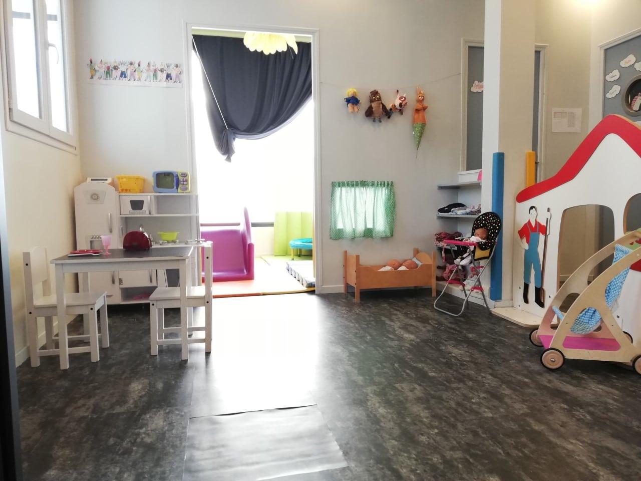 Salle de jeux - Micro-crèche Fushia Le Havre